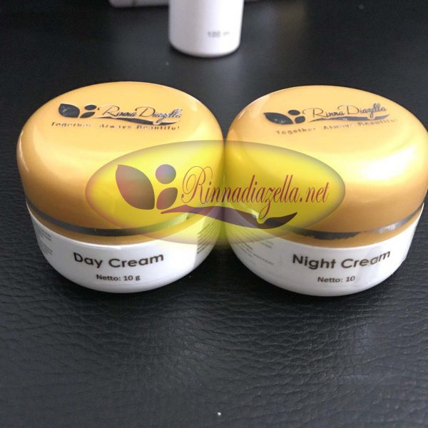 img Cream Malam Rinna Diazella Night Cream RD